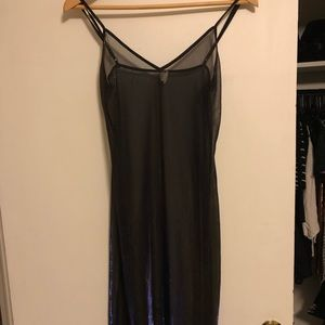 Urban Outfitters slip/dress, lingerie, nightgown.